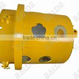 Bauer drive adaptor casing shoe casing teeth for casing tube