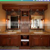 pvc bathroom cabinet floor mounted,Saudi Arabia design bathroom furniture set