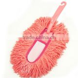 Microfiber removable cleaning duster
