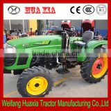 HUAXIA high quality mini tractor excavator factory in china