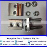 China High Quality Aluminum Parallel Groove Clamp