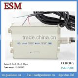 Multiple channel 4 wires mv inputs one analog output load cell transmitter weighing scale sensor parts