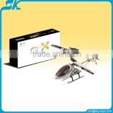 !3CH RC remote control Metal Helicopter with Gyro Iphone/IPod/IPad Control 3 Channel RC i Helicopter/SH6020I R/C Mini Helicopter