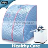 Therapy Lose Weight 2L Portable Home Steam Sauna Cabin Price,Spa Slimming Full Boby Detox Sauna for Sale