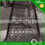 Best Wolesale Webiste 304 Laser Cut Metal Screens with Various Patterns