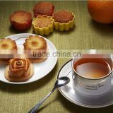 2016 Alibaba Express China Rose Flower Birthday Cake Bread Tart Flan Silicone Baking Cake Mould Tin Bakeware Silicone Cake Mold