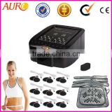 Au-7003 Hot Electric muscle Stimulation machine/home use muscle relax body slimming machine