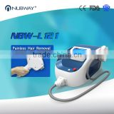 China top ten selling products fda approved mini portable 808nm diode laser hair removal permanently, hair removal laser machine