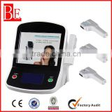 Flabby Skin Expression Lines Removal Hifu Machine Skin Lifting Korean Skin 8MHz Care Skin Care Machine