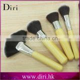 bamboo handle vegan makeup brushes professional bamboo makeup brush set on sale makeup brush for resale