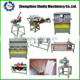 2014 Hot! Low Price Semi-Automatic Bamboo Chopstick Making Machine/Bamboo Stick Making Machine