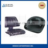 Alibaba China Black Tractor Seat with Air Suspension