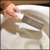 pumie stick, pumice stone with handle for cleaning toilet, wc