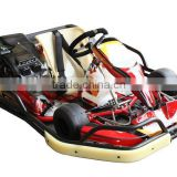 200cc or 270cc adult single seat with stricker and belt plastic seat selling go kart for sale