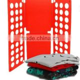 2014 Hot DIY Clothes folding board Shirt Folder