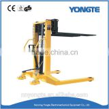 Good Manufacturer 2 Ton Hand Pallet Stacker/truck forklift/Manual Hydraulic Stacker
