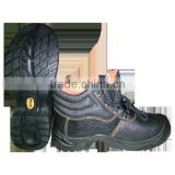 Professional Good Quality Steel Toe Cap Working Shoes Work Boots Safety Footwear Safety Shoes