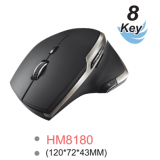 HM8180 Wireless Mouse