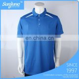 Wholesale custom logo bird eye fabric 100% polyeter dry fit shirts polo shirts