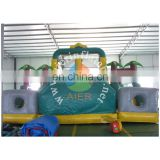 giant inflatable obstacle course/foreset obstacle course for sale