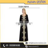 Australian Evening Wear Maghribi Caftan Dress For Women By Maxim Creation