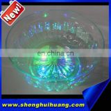 LED multicolor color lighting bowl