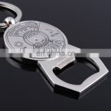 Novelty Funny Calendar Metal Bottle Opener Keychain