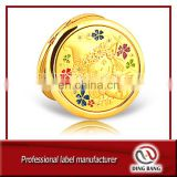 Cheap Sea Shell Shaped Pocket Mirror,Compact Mirror,Cosmetic Mirror