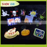 New good quality promotional design led badge for party