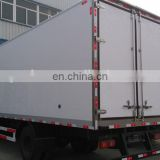CKD refrigerated truck body/cold van body for ice cream