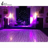 Wireless White Starlit Light Up Dance Floor For Sale