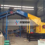 Can Crushers by Recycling Equipment Scrap Metal Crusher with Efficient Grinding Effect Large Aluminum Metal Crusher for recycling