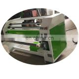 PVC film laminating machine on the door MDF panel vacuum membrane press machine 1