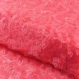 all over embroidery big mermaid pink reversible dubai large sequin fabric