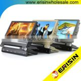 "Erisin ES398 9"" Digital LCD Car Monitor with USB MP5 DVD Player"