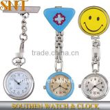 Japanese movt alloy material nurse watch
