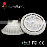 INNOVALIGHT Short Style 45 Degree 12W 15W LED Lamp AR111 G53 230V                                                                         Quality Choice