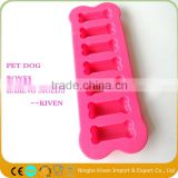 Puppy Pets Dog Bones Silicone Baking Molds Muffin Pan