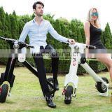 New design ,world patent 2 wheel electric bike with aluminium ,Lithium battery 3 hours charging time