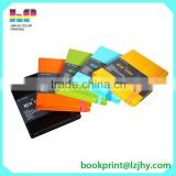 paperboard customized notebook printing bulk wholesale