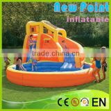 New Point inflatable water slides for summer,top quality climbing inflatable slide,inflatable water slides