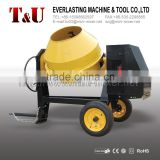 600L electric/gasoline/diesel concrete mixers with cast iron gear ring                                                                         Quality Choice