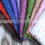 Natural abaca/sisal fiber paper for flower wrapping