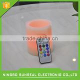 Battery Operated Flickering Christmas Flameless Led Candle