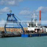 18 inch/450m3/hr channel dredger/river sand mining equipment/sand dredger for sale