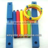 Rubber foam ring toss set