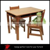 Custom made modern luxury dinning room set kids table and chair set