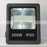 Waterproof IP65 LED Flood light 200W high quality high power full voltage                                                                                                         Supplier's Choice