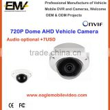 720P AHD dome rear view camera