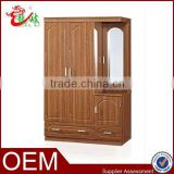 wooden wardrobe/clothing bedroom almirah designs FC303                                                                         Quality Choice